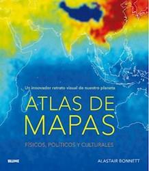Libro Atlas De Mapas