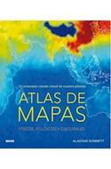 Papel ATLAS DE MAPAS FISICOS POLITICOS Y CULTURALES (CARTONE)