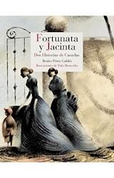 Papel FORTUNATA Y JACINTA