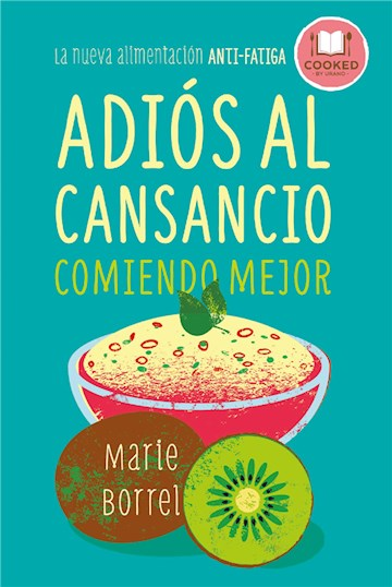 E-book Adiós Al Cansancio Comiendo Mejor