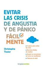 E-book Evitar las crisis de angustia y pánico fácilmente
