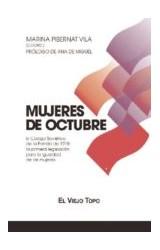 Papel MUJERES DE OCTUBRE