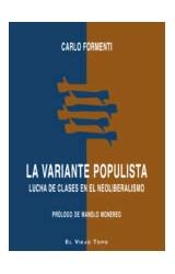 Papel LA VARIANTE POPULISTA