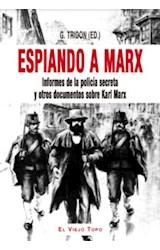 Papel ESPIANDO A MARX