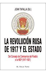 Papel LA REVOLUCION RUSA DE 1917 Y EL ESTADO