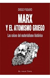 Papel MARX Y EL ATOMISMO GRIEGO