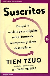 Libro Suscritos
