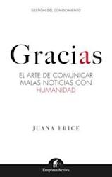 Libro Gracias