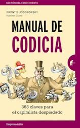 Libro Manual De Codicia