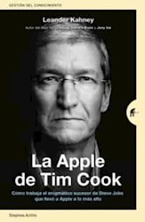 Libro La Apple De Tim Cook