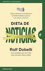 Libro Dieta De Noticias