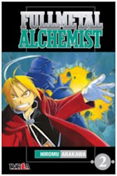 Libro 2. Fullmetal Alchemist