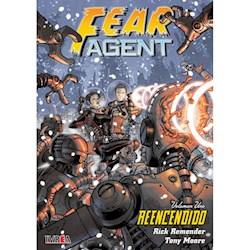 Libro 1. Fear Agent