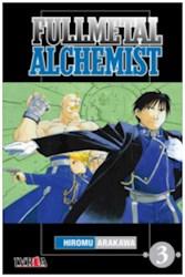 Libro 3. Fullmetal Alchemist