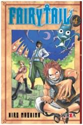 Libro 4. Fairy Tail