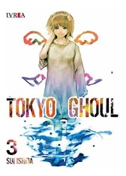Libro 3. Tokyo Ghoul