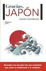 Libro Gracias Japon