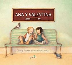 Libro Ana Y Valentina