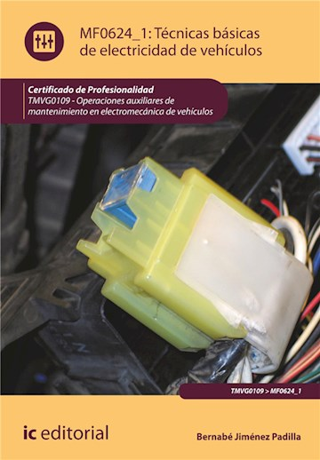 E-book Técnicas Básicas De Electricidad De Vehículos