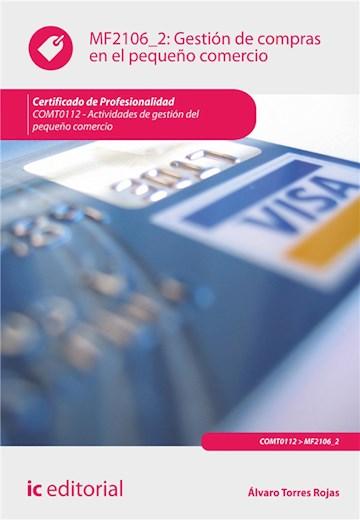 E-book Gestión De Compras En El Pequeño Comercio