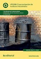 Libro Caracterizacion De Residuos Industriales. Seag010