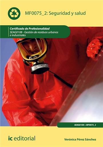 E-book Seguridad Y Salud. Seag0108