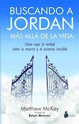 Libro Buscando A Jordan