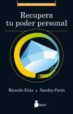 Libro Recupera Tu Poder Personal
