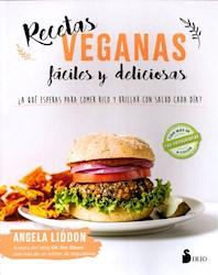 Libro Recetas Veganas Faciles Y Deliciosas