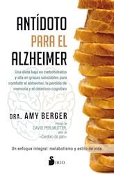 Libro Antidoto Para El Alzheimer
