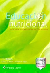 Papel Educación Nutricional