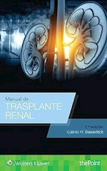 Papel Manual De Trasplante Renal
