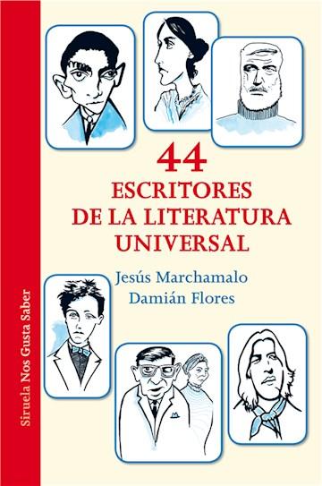 E-book 44 Escritores De La Literatura Universal