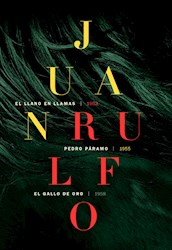 Libro El Llano En Llamas / Pedro Paramo / El Gallo De Oro