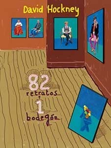 Papel David Hockney: 82 Retratos Y 1 Bodegón