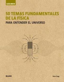 Papel 50 Temas Fundamentales De La Física (Rústica)