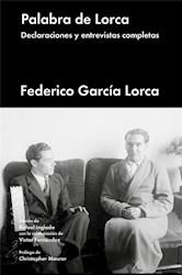 Libro Palabra De Lorca