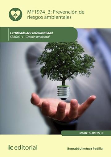 Papel Prevención De Riesgos Ambientales. Seag0211 - Gestión Ambiental