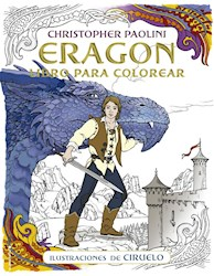 Papel Eragon Libro Para Colorear