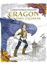 Papel Eragon. Libro Oficial Para Colorear