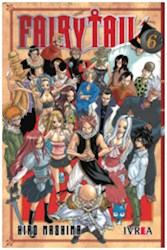 Libro 6. Fairy Tail
