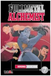 Libro 7. Fullmetal Alchemist