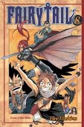 Libro 8. Fairy Tail