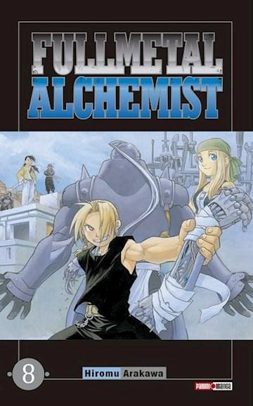Papel Fullmetal Alchemist 08