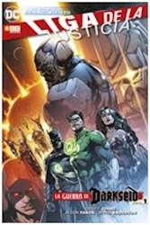 Papel Liga De La Justicia, La Guerra De Darkseid Vol.1