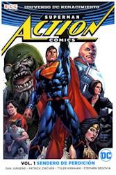 Libro Sendero De Perdicion   ( Libro 1 De Superman Action Comics )