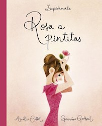 Papel Rosa A Pintitas