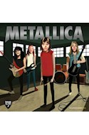 Papel METALLICA (BAND RECORDS) (ILUSTRADO) (CARTONE)
