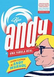 Libro Andy : Una Fabula Real