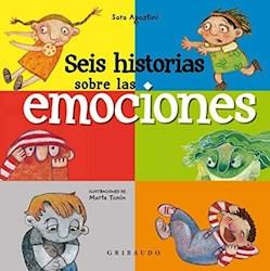 Libro Seis Historias De Las Emociones